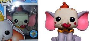 El Dumbo payaso es uno de los Funko pop más vendidos a nivel de la historia de esta compañía
