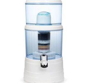 Filtro purificador de agua Ecotrade