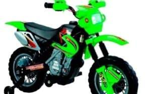 Otras características moto recargable GW- JB07