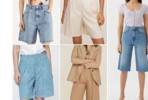 Bermudas - Moda para mujeres 2021