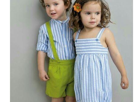 Modas para niños y niñas en 2021