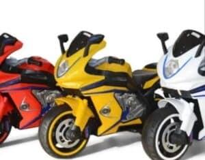 Moto recargable eléctrica Superdeportiva Bmw Para Niño
