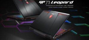 MSI GP73 Leopard gaming