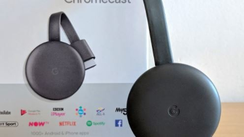 chromecast (3ra) tercera generación